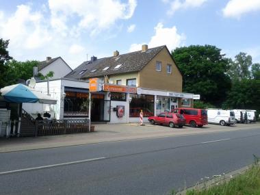 Imbiss/Schnellrestaurant +Praxis/Büro und Wohnhaus!!